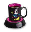 Deals List: Disney Mickey Mouse Mug Warmer, Black/Red