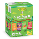 Deals List: Annie's Organic Bunny Fruit Snacks, Variety Pack, 24 Pouches, 0.8 oz Each