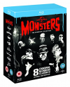 Deals List: Universal Classic Monsters: The Essential Collection Blu-ray