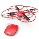 Deals List: DoDoeleph Newest Syma X20 2.4Ghz Mini Pocket Drone