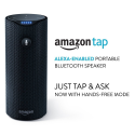 Deals List: Certified Refurbished Amazon Tap - Alexa-Enabled Portable Bluetooth Speaker