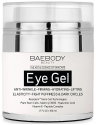 Deals List: Baebody Eye Gel for Dark Circles, Puffiness, Wrinkles and Bags. - The Most Effective Anti-Aging Eye Gel for Under and Around Eyes. - 1.7 fl oz