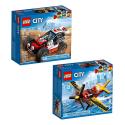 Deals List: LEGO Friends Emma & Mia 66568 Building Kit (175 Piece)