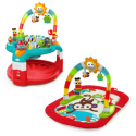 Deals List: Evenflo ExerSaucer Delux Active Learning Center, Zoo Friends