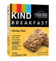 Deals List: KIND Breakfast Bars, Honey Oat, Gluten Free, 1.8 Ounce, 32 Count