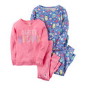 Deals List: Baby Boy 4-pc. Tops & Pants Pajama Set