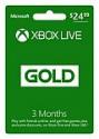 Deals List: 6-Months (3-Months + Bonus 3-Months) Xbox Live Gold Membership Digital Code