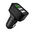 Deals List: Tiergrade 3 Port QC 3.0 Powerful Smart Car Charger Adapter