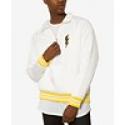 Deals List:  Jaywalker Men's Satin Quarter Zip Varsity Jacket