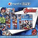 Deals List: Oral-B and Crest Kids Marvels Avengers Holiday Pack (3X Toothbrush + 2X 4.2-oz Toothpaste)