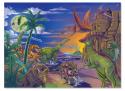 Deals List: Melissa & Doug 60 Piece Land of Dinosaurs Jigsaw Puzzle