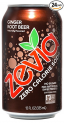 Deals List: Zevia Zero Calorie Soda, Ginger Root Beer, Naturally Sweetened Soda, (24) 12 Ounce Cans; Ginger Root Beer-flavored Carbonated Soda; Full of Flavor and Delicious with No Sugar