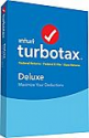 Deals List: TurboTax Deluxe Tax Software 2017 Fed + Efile + State PC/MAC Disc