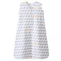 Deals List: HALO SleepSack 100% Cotton Wearable Blanket, Gray Elephant Graphics, Small