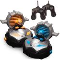 Deals List: Kid Galaxy Remote Control Bump 'n Chuck Bumper Cars. RC Toy Game