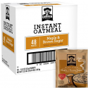 Deals List: Quaker Instant Oatmeal Maple Brown Sugar, Cereal, 48 Packets