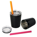 Deals List: Housavvy Kids Tumbler Double-walled Stainless Steel Set of 2
