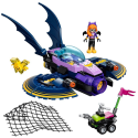 Deals List: LEGO DC Super Hero Girls Batgirl Batjet Chase 41230 DC Collectible