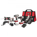 Deals List: PORTER-CABLE 6-Tool 20-Volt Max Lithium Ion Cordless Combo Kit