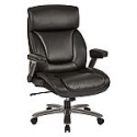 Deals List: Office Star Executive Chair Big & Tall, Black (Supports up to 450 lbs.)