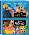 Deals List:  The Emperor's New Groove / Kronk's New Groove DVD + Blu-ray