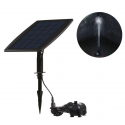 Deals List: SOONHUA Solar Powered Panel Kit Pool Garden Watering Submersible Pump
