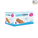 Deals List: WaterWipes Sensitive Baby Wipes, 9 Packs of 60 Count (540 Count)