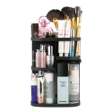 Deals List: Jerrybox Makeup Organizer 360 Degree Rotation Storage Box Square