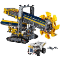 Deals List: LEGO Technic 42055 Bucket Wheel Excavator Building Kit 3929 Piece