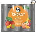 Deals List: V8 +Energy, Peach Mango, 8 Ounce (Pack of 24)