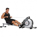 Deals List: Sunny Health & Fitness SF-RW5515 Magnetic Rowing Machine Rower w/ LCD Monitor