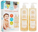 Deals List: 2-Pack of 17-oz The Honest Company Baby Shampoo and Body Wash