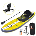 Deals List: Zray Inflatable Paddle Board Set, Pump/Paddle/Backpack