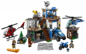 Deals List: LEGO City Police Mountain Police Headquarters 60174 Building Kit (663 Piece)
