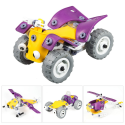 Deals List:  Elover Assembled puzzle Toys-Elover 4 in 1 Building Toy