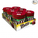 Deals List: M&M'S Milk Chocolate Holiday Candy To-Go Bottles 3.5-Ounce Bottle (Pack of 6)