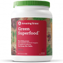 Deals List: Amazing Grass Green Superfood Organic Powder with Wheat Grass and Greens, Flavor: Berry, 100 Servings