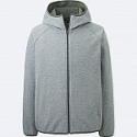 Deals List: Uniqlo Men Blocktech Fleece Long-Sleeve FULL-ZIP HOODIE