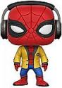 Deals List: Funko Pop Movies HC-Spider-Man w/Headphones Collectible Vinyl Figure