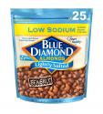 Deals List: Blue Diamond Almonds, Low Sodium Lightly Salted 25 Oz.