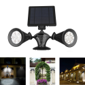 Deals List: iThird Solar Spotlights Outdoor Motion Sensor 12 LED 600LM