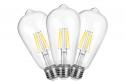 Deals List: Oak Leaf Solar String Lights 9.8ft Waterproof Glass Jar LED