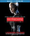Deals List: Ex Machina Blu-ray Disc