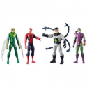 Deals List: Spiderman Titan Hero Vs Villains, 4 Pack