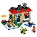 Deals List: LEGO Creator Modular Poolside Holiday 31067 Building Kit (356 Piece)