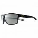 Deals List: Nike Legend 65 Matte Black Frames Yellow Swoosh Grey Lenses