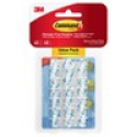 Deals List: 3M Command Clear Small Decorative Hooks 40-pack