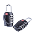 Deals List: Intcrown Combination Lock 4 Digit Padlock TSA Approved Lock for Luggage Suitcase Gym and Sports Lockers 2 Pack