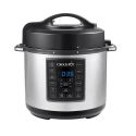 Deals List: Crock-Pot 6 Qt 8-in-1 Multi-Use Express Crock Programmable Slow Cooker, Pressure Cooker, Sauté, and Steamer, Stainless Steel (SCCPPC600-V1)