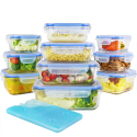 Deals List: Zestkit 20-Piece Glass Food Storage Container Set
